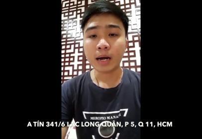 Anh Tín Lạc Long Quân đánh giá về công ty Xây Dựng Kim Anh