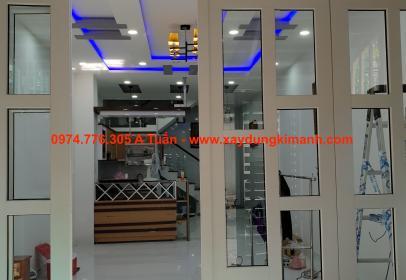 Sửa nhà Chị Nga, 710/9A Lũy Bán Bích, Phường 8, Q Tân Bình, TP HCM