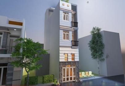 Dự án xây nhà trọn gói, 549/75 Nguyễn Đình Chiểu, Phường 2, Quận 3, TPHCM