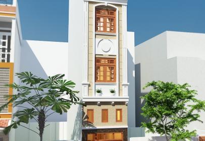 Chi phí xây nhà 3 tầng trọn gói?