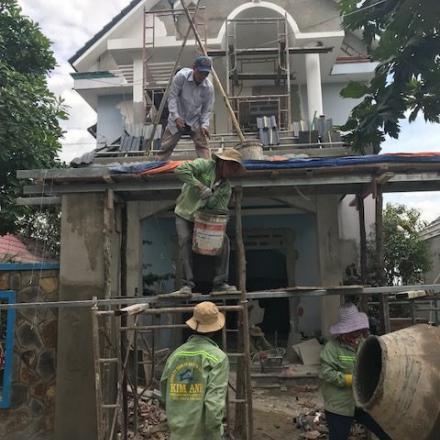 Bảng giá sửa chữa nhà mới nhất 2019
