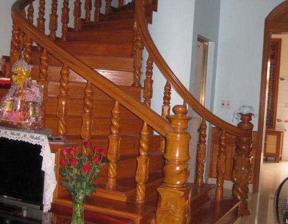 Mẫu thiết kế cầu thang đơn giản, hiện đại
