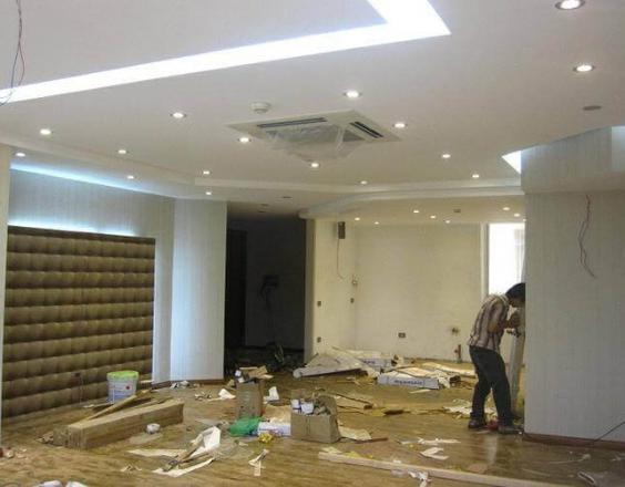 Dịch vụ sửa chữa căn hộ chung cư tại TP HCM