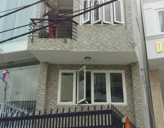 Bàn giao dự án xây nhà Chị Lan Anh. Nụ cười chủ đầu tư