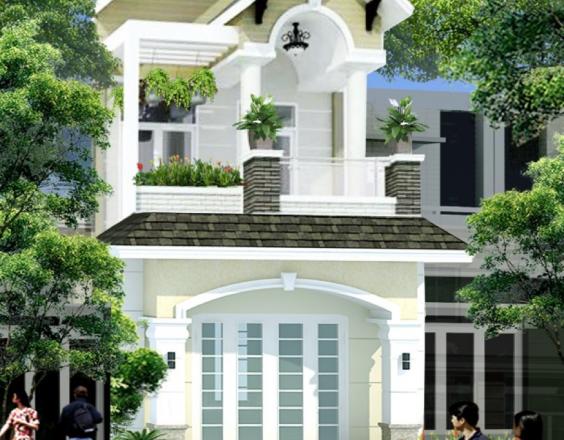 Dự án sửa chữa, nâng cấp nhà xã Tân Phú Trung, Củ Chi