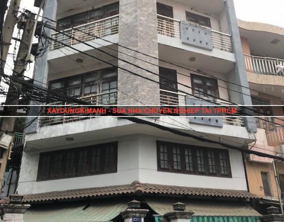 Sửa nhà Bác Hiệp, 423/74 Lạc Long quân, Phường 5, Quận 11, TPHCM