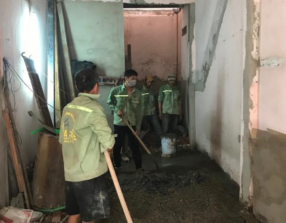 Sửa nhà Phạm Văn Chí, Phường 7, Quận 6, TP HCM