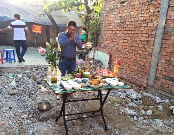 Cúng sửa nhà: Văn khấn, lễ vật, và những điều cần lưu ý