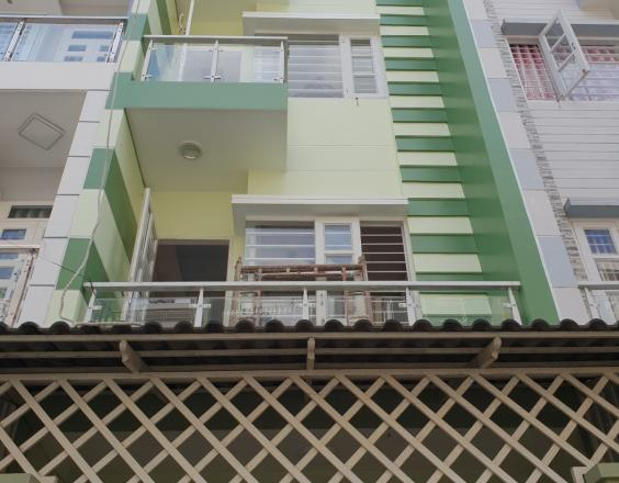 Dự án sửa nhà lên tầng, 158/28/7 Phạm Văn Chiêu, Gò Vâp, TP HCM