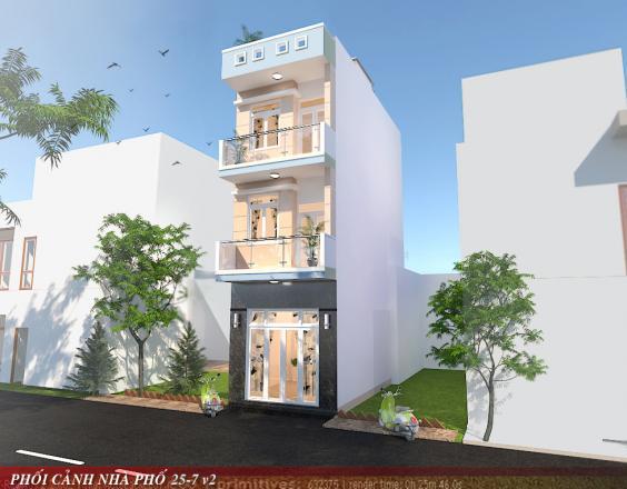 Dự án xây nhà trọn gói, Anh Đào Bá Cường, Phường Tân Chánh Hiệp, Quận 12