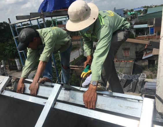 Dịch vụ sửa chữa nhà trọn gói tại Sài Gòn